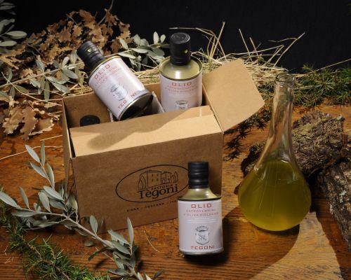How to make an order - Cinta senese & olive oil - Fattoria Tègoni
